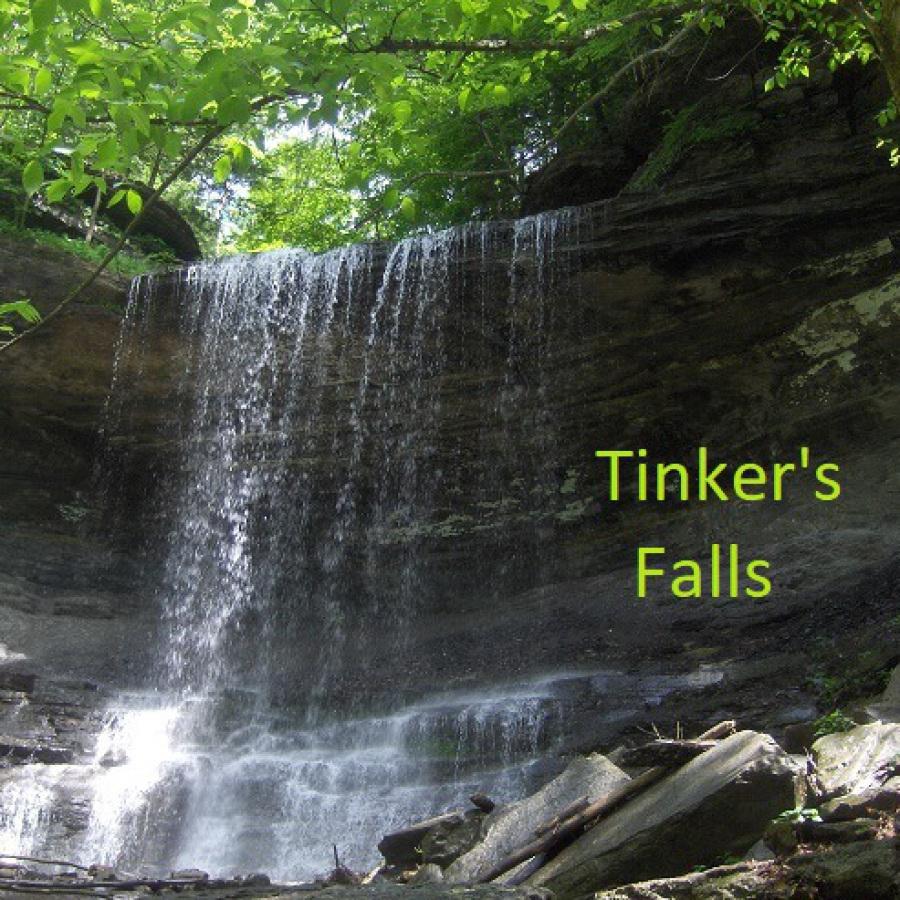 Tinker's Falls - Rte 91, Tully NY